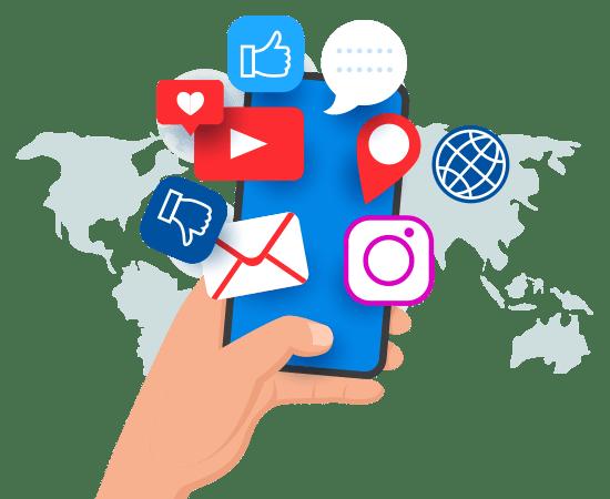 social media agency in pune